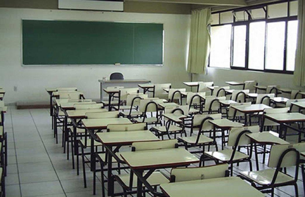 La crisis provincial afectaba el año escolar desde antes de la pandemia.