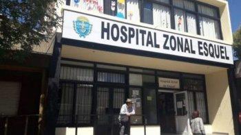 Aislaron a 20 trabajadores del Hospital de Esquel