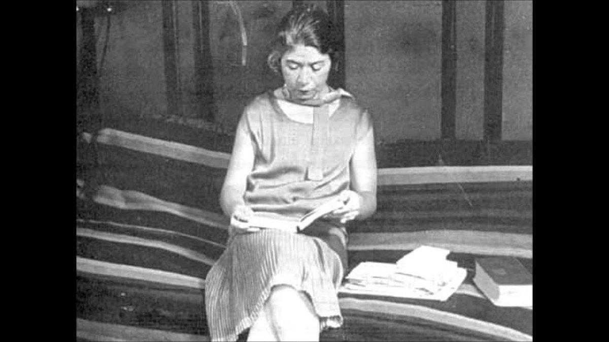 Storni fue feminista en el sentido literal de la palabra