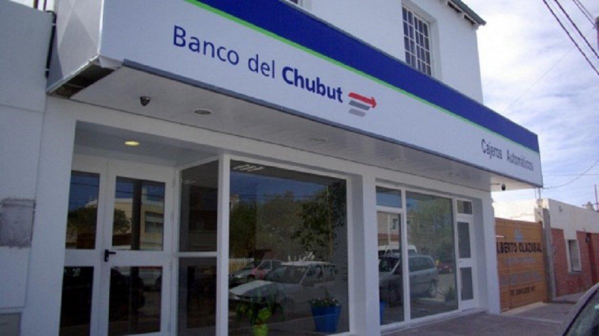 Banco Provincial del Chubut.