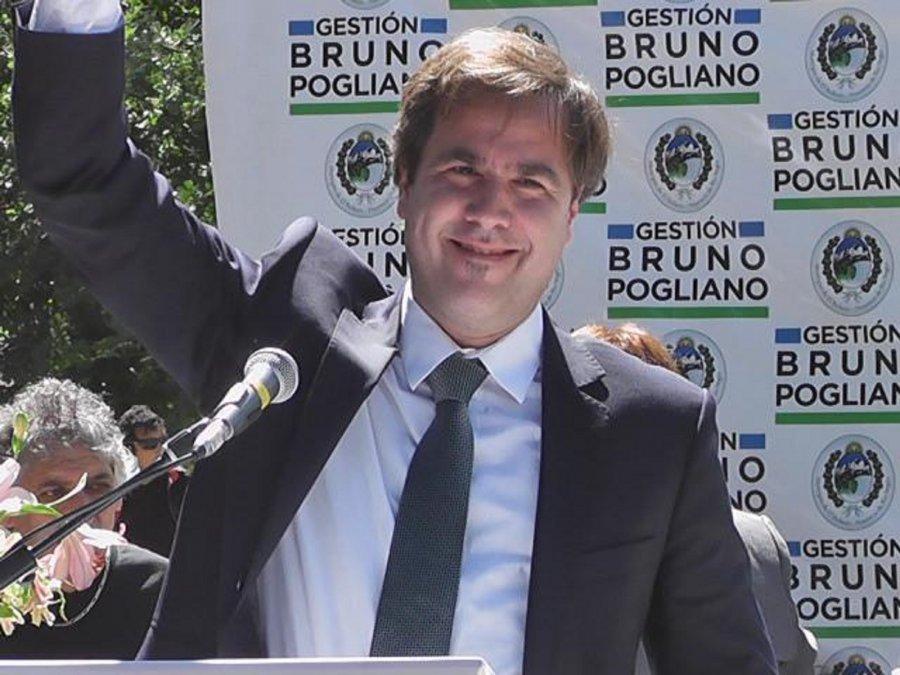 El intendente de El Bolsón