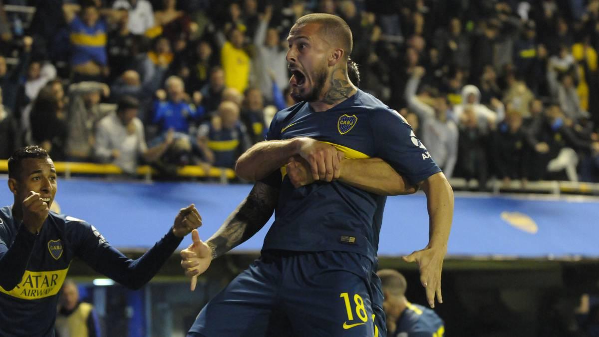 Benedetto se fue de Boca en julio de 2019.