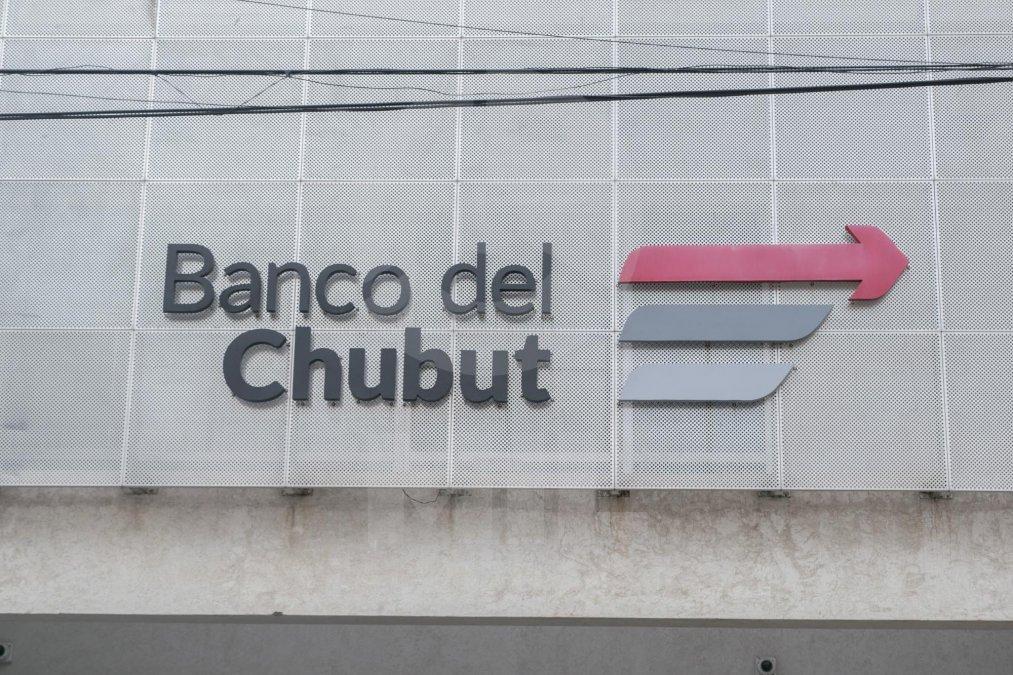 Banco Chubut.