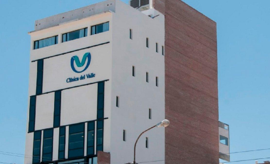En la Clínica del Valle están aislados los dos casos sospechosos de Coronavirus de Comodoro Rvadavia.