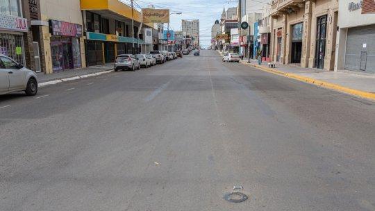 El municipio realizará desinfecciones en los locales abiertos.