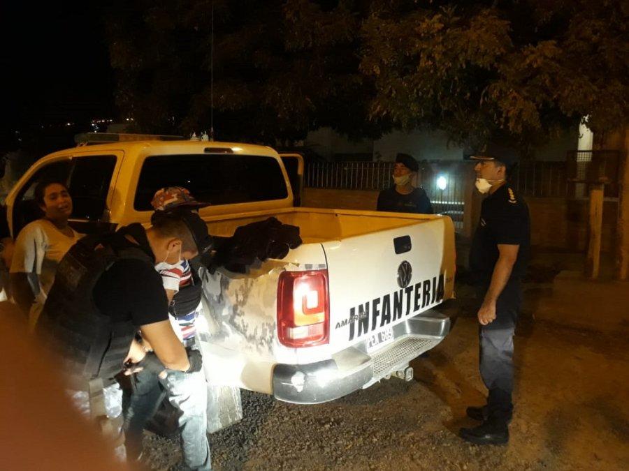 En Comodoro Rivadavia se registraron 20 detenidos durante el sábado.