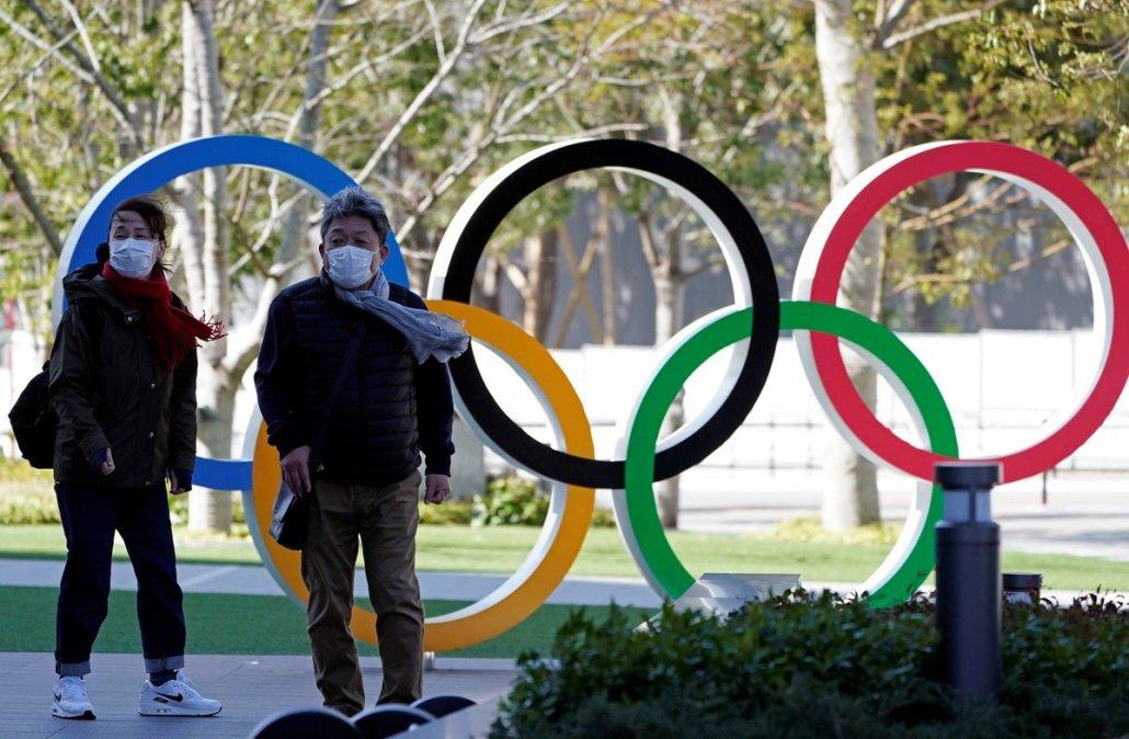 Se postergaron los Juego Olímpicos de Tokio