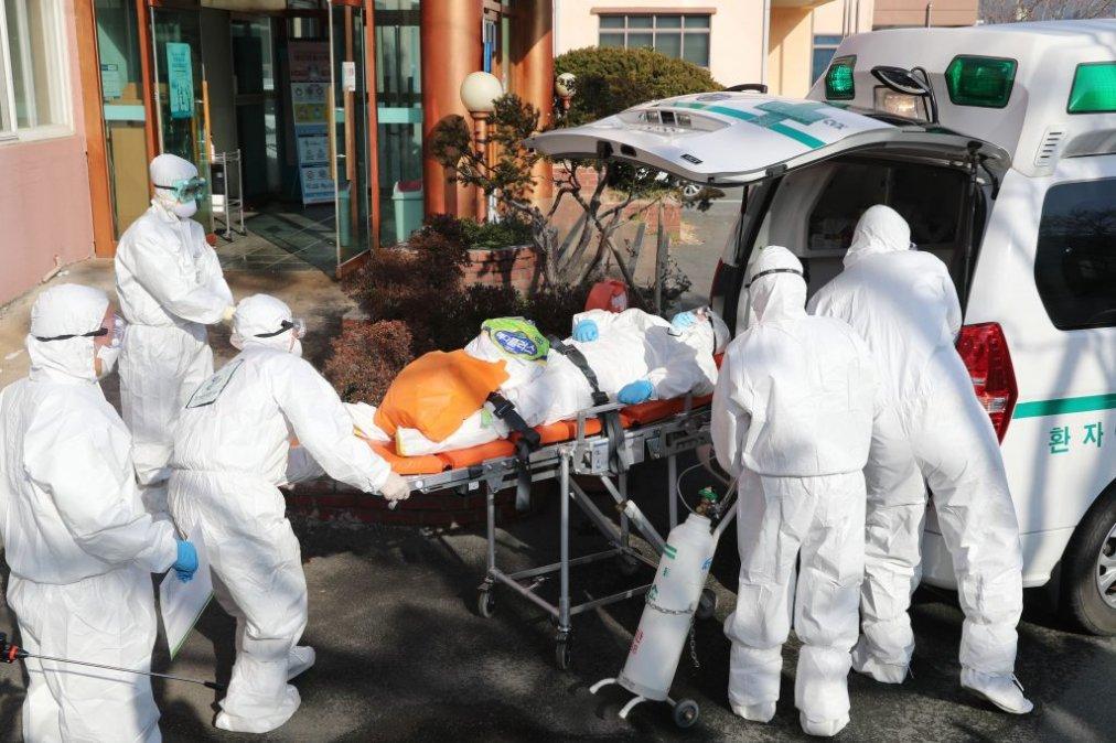 En la Argentina se registran 12 muertos como consecuencia del coronavirus.