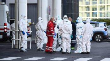 Triste récord en Italia: 969 muertos en las últimas 24 horas