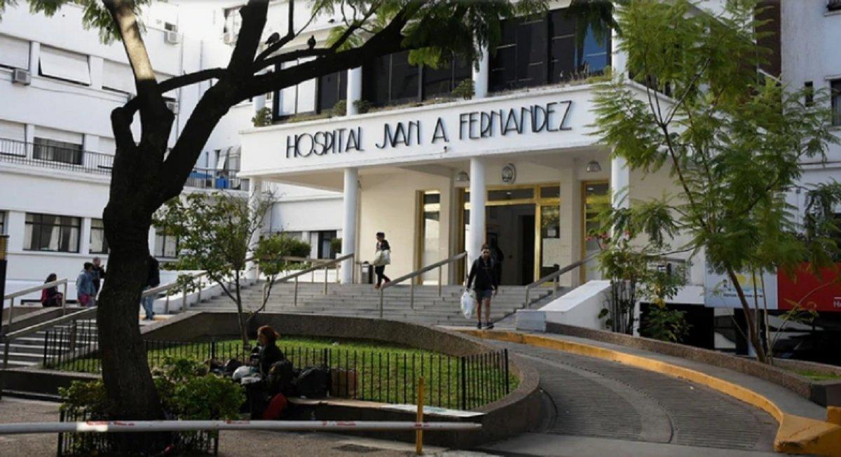 Hospital Fernández.