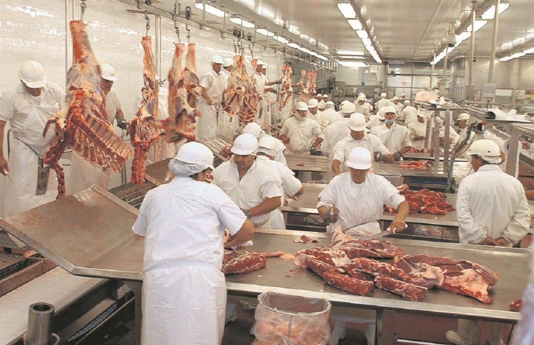 El gobierno decidió intervenir en el mercado de la carne.