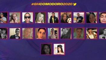 Cuarentena: Comenzó el Gran Hermano de Comodoro