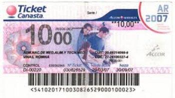 El Gobierno otorga 10 mil pesos para la compra de alimentos