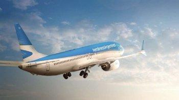 Aerolíneas Argentinas confundió a Chubut con Santa Cruz