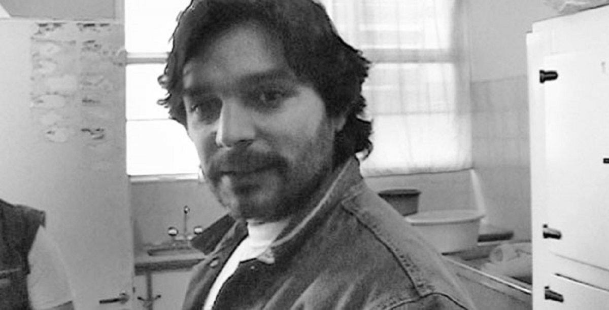 Fuentealba tenía 41 años cuando fue asesinado