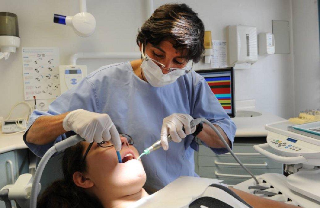 Seros canceló las prestaciones de febrero a los odontólogos