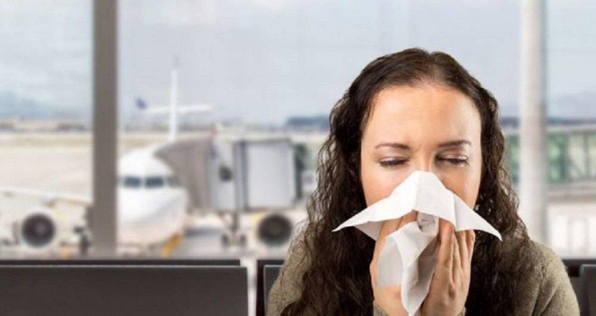Hay un nuevo síntoma compatible con el Coronavirus