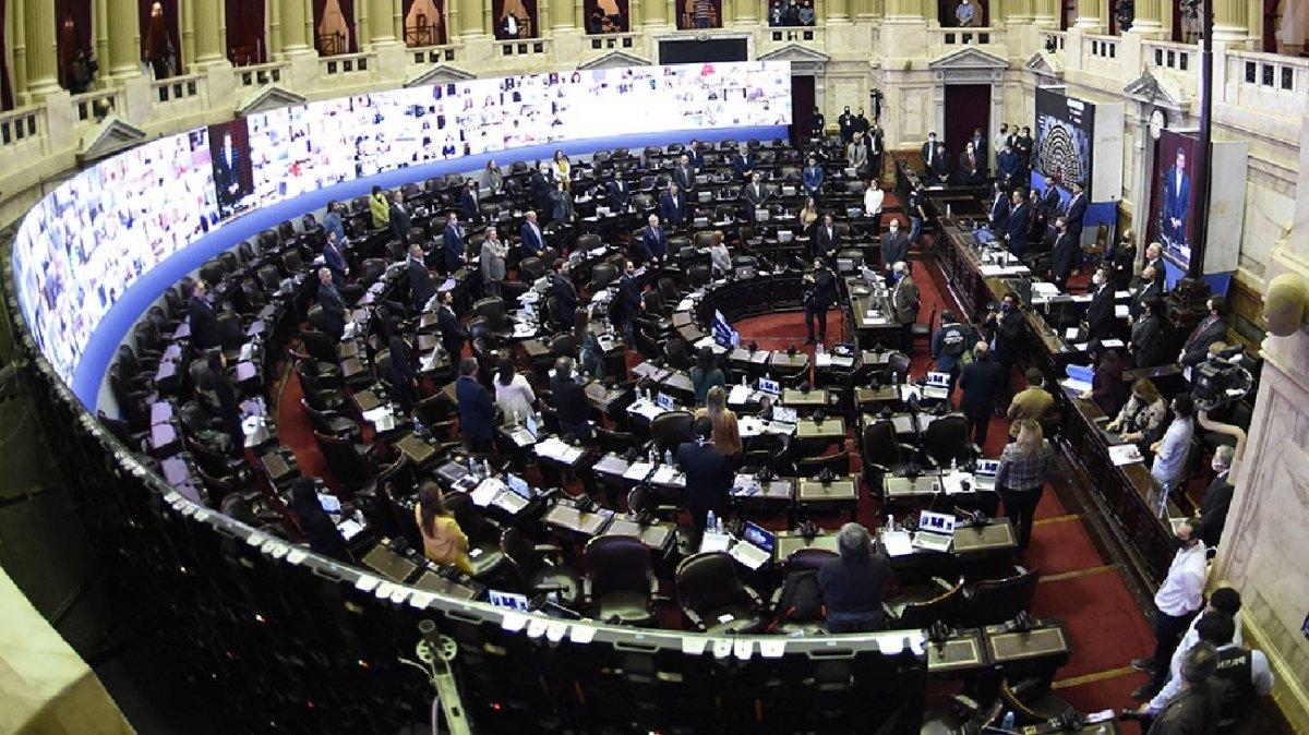 Diputados debatirán esta tarde la moratoria impositiva y reforma a la ley de quiebras