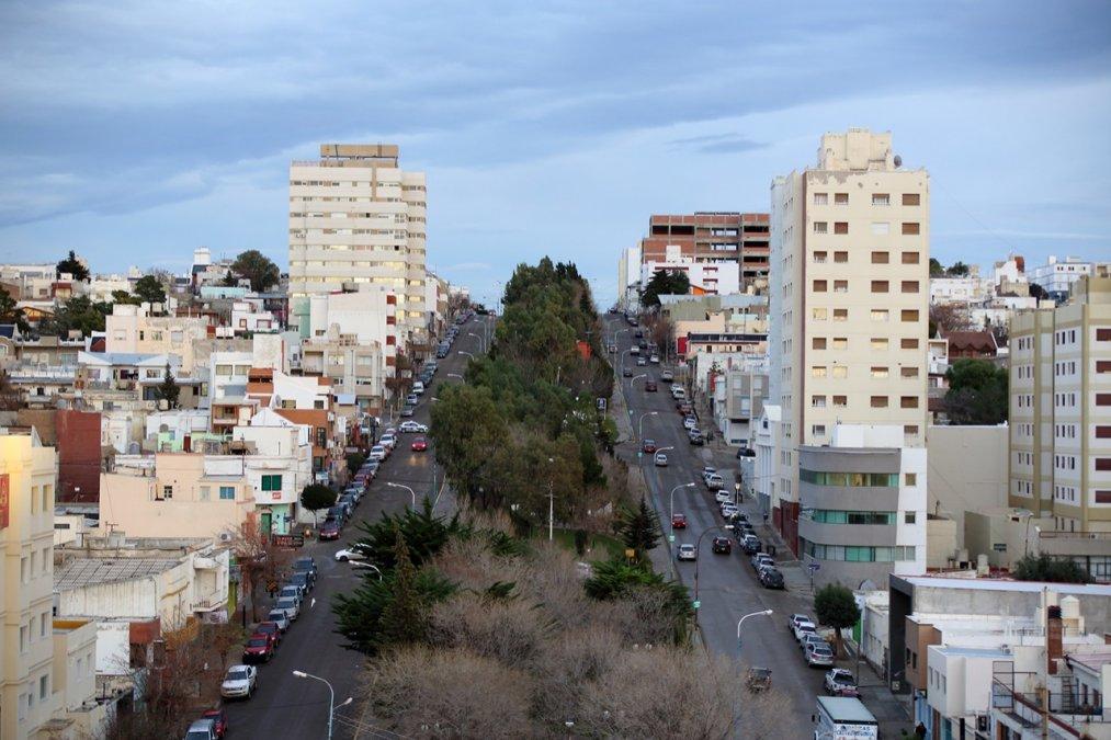 Comienza la reconstrucción de la avenida Rivadavia