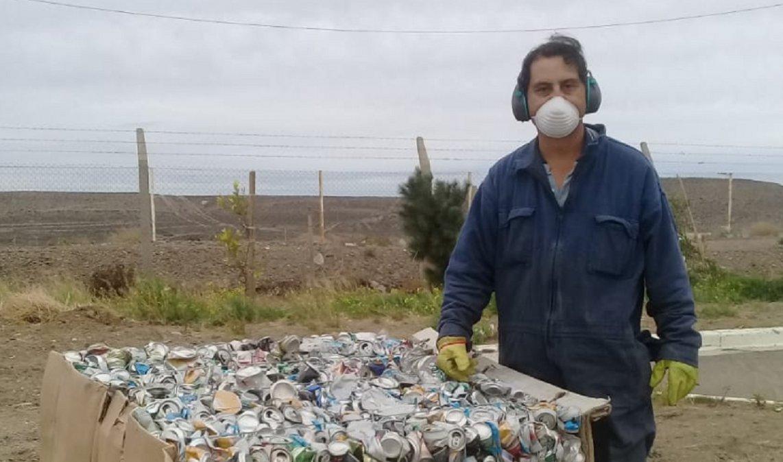 Comodoro duplicó la separación de reciclables un 58%.