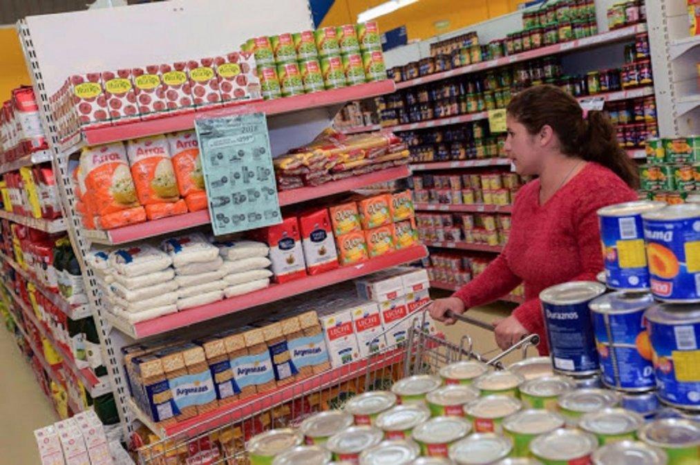 El Gobierno Nacional extiende hasta fines de junio los precios máximos de 2300 productos.