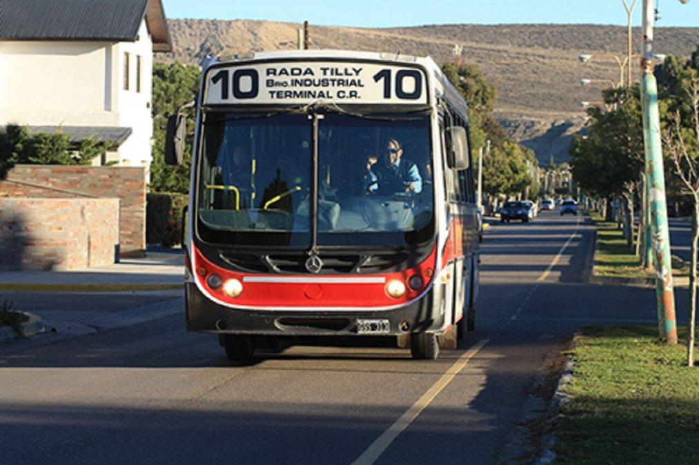 La solicitud es para los tramos Rada Tilly-Comodoro y Esquel-Trevelin.