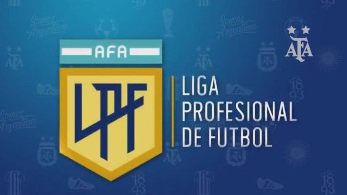 La AFA presentó la Liga Profesional de Fútbol