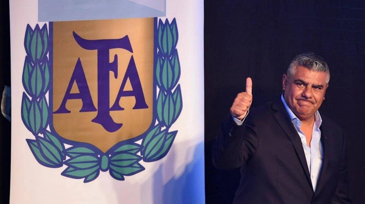 Chiqui Tapia fue reelecto como presidente de la AFA hasta el 2025