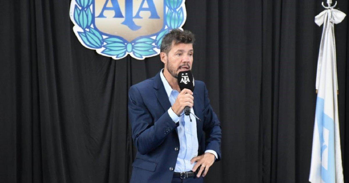 Marcelo Tinelli: El fútbol argentino debe recuperar el lugar de privilegio que supo tener
