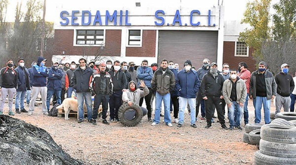 Sedamil: La mitad de los trabajadores ya se devinculó