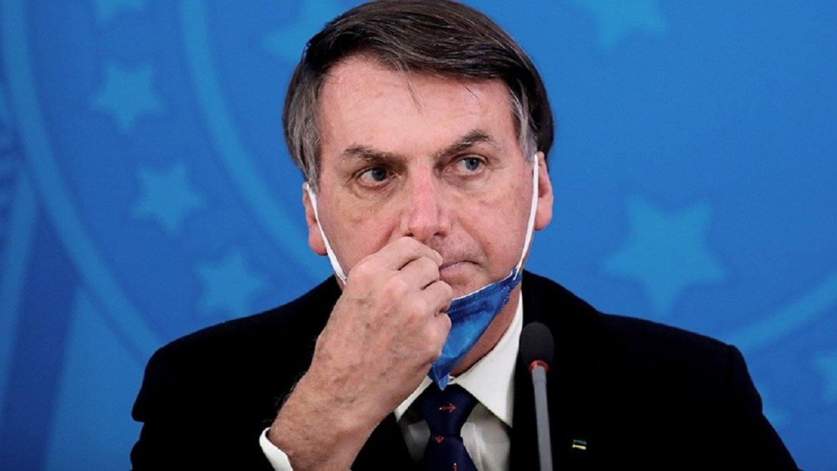 Jair Bolsonaro complicado por la difusión de un video