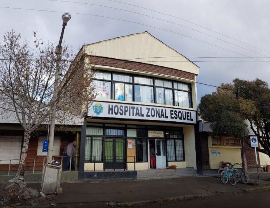 En el Hospital Zonal de Esquel hay un bebé de 5 meses intubado con coronavirus.