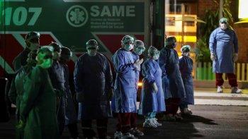 Coronavirus en Argentina: 14.702 casos positivos y 508 muertos