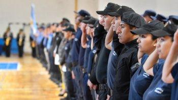 Coronavirus: 19 policías fueron aislados en Trelew