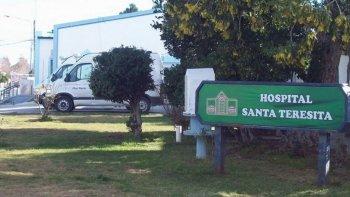 El Hospital de Rawson tuvo que inaugurar su nuevo ala debido a la emergencia