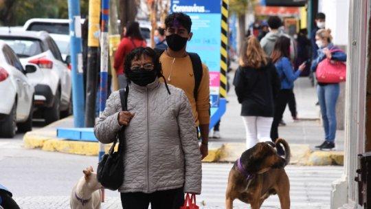 Argentina sumó este domingo 4.688 nuevos contagiados