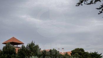 Viento y lluvia para este miércoles en Comodoro