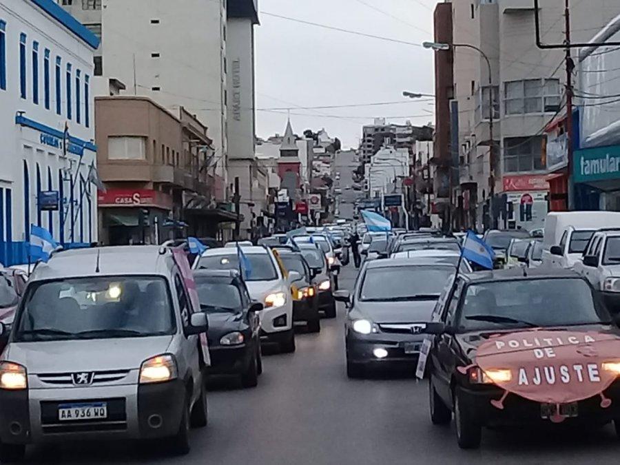 Caravana Docente en Comodoro