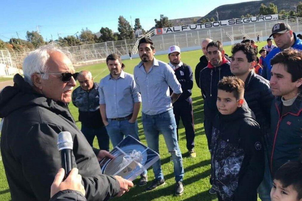 Carlos Peralta y el gran momento institucional que atraviesa la CAI