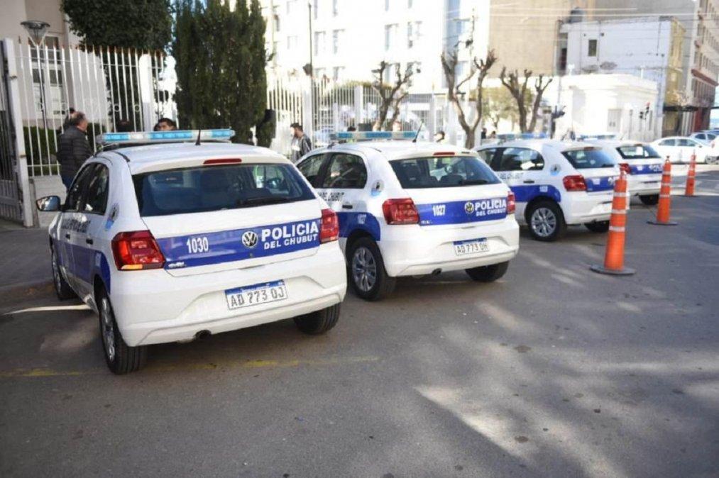 Arcioni encabezó el acto de licitación pública para la compra de vehículos para la Policía