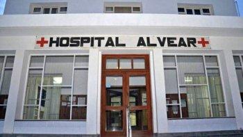 ¿Cómo se contagiaron los trabajadores del Hospital Alvear?