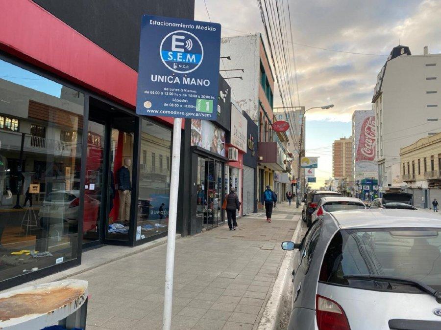 En Comodoro Rivadavia se vendió un 45% menos que el año pasado.