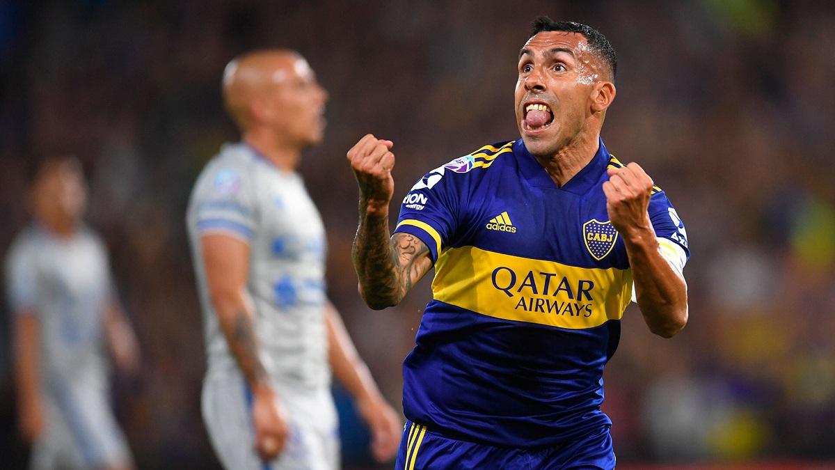 Carlos Tevez recibió la oferta para renovar su contrato con Boca