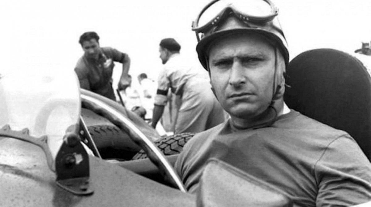 Fangio ganó cinco títulos de Fórmula 1 (1951