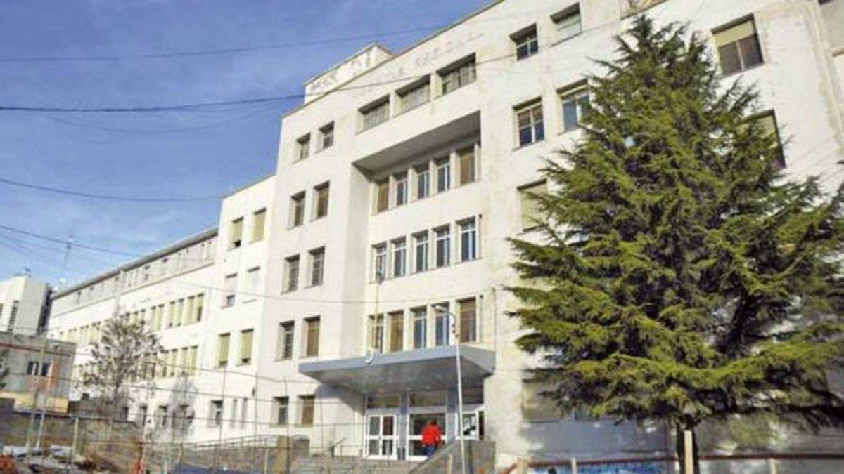 Hospital Regional de Comodoro Rivadavia.