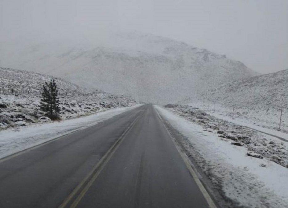 Chubut: Solicitan transitar con precaución por las rutas nacionales y provinciales