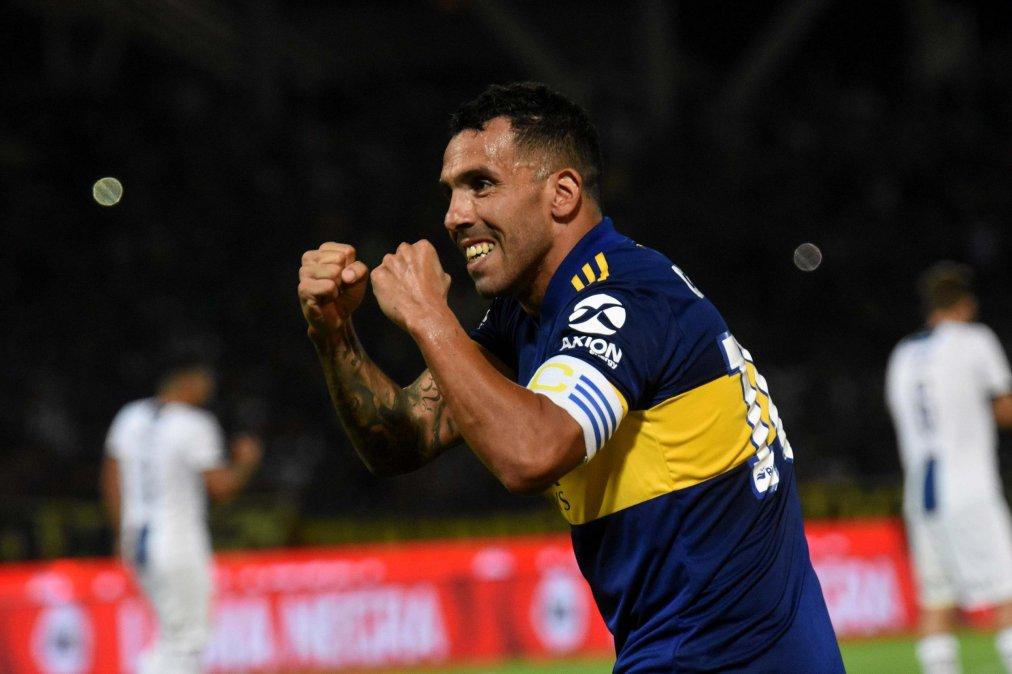 Carlos Tevez: Sigo en Boca hasta diciembre y voy a donar lo que cobre