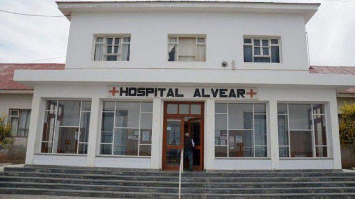 Hospital Alvear.