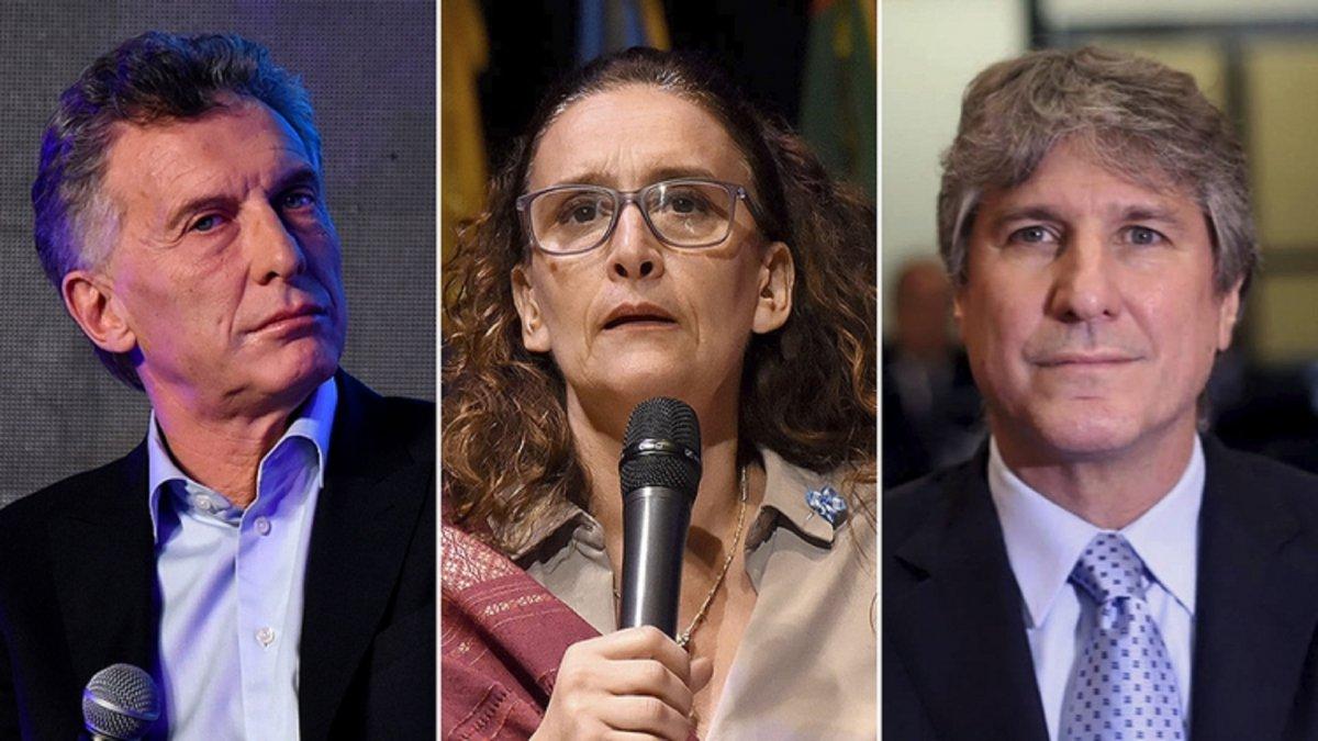 Suspenden los pagos de retroactivos de las pensiones de Macri, Boudou y Michetti