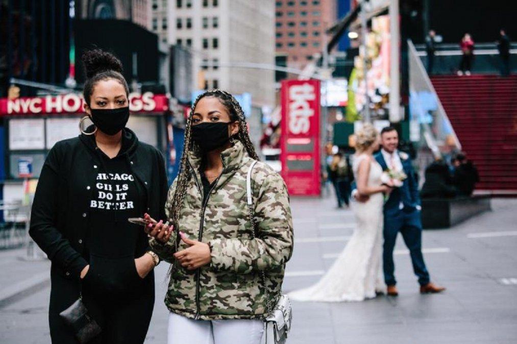 Nueva Yorkes el estado más afectado con391mil contagios.